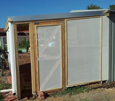 shade shed