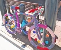 wool bike